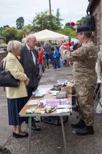 Army Stall