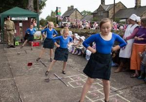 Yard Dancing